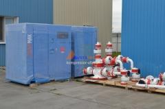 Оснащение завода нефтегазового оборудования в соседней республике