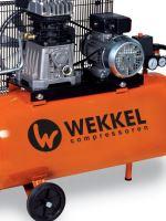 Поршневые компрессоры Wekkel. Возвращение итальянской легенды.
